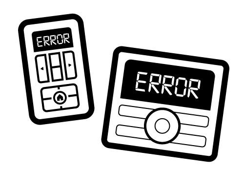 エラーコードの確認方法
