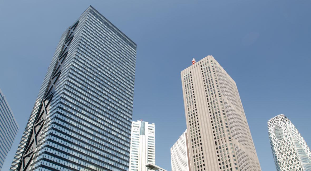 ビルなど大規模な施設のエアコンの選び方