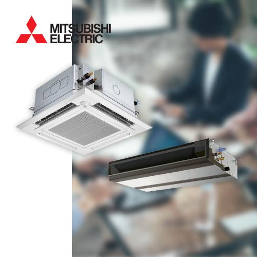 三菱電機製業務用エアコン