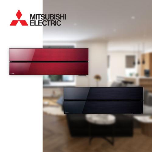 三菱電機製家庭用エアコン