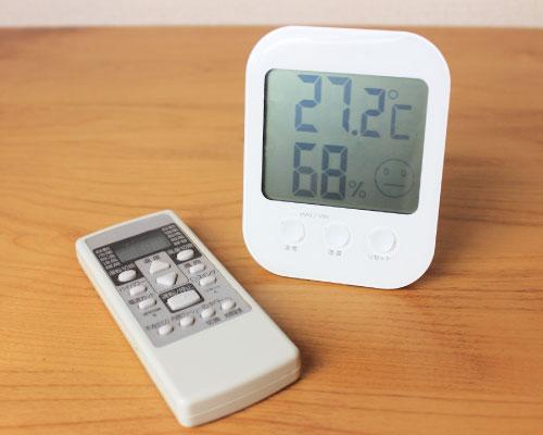 運転モードや設定温度が原因の場合