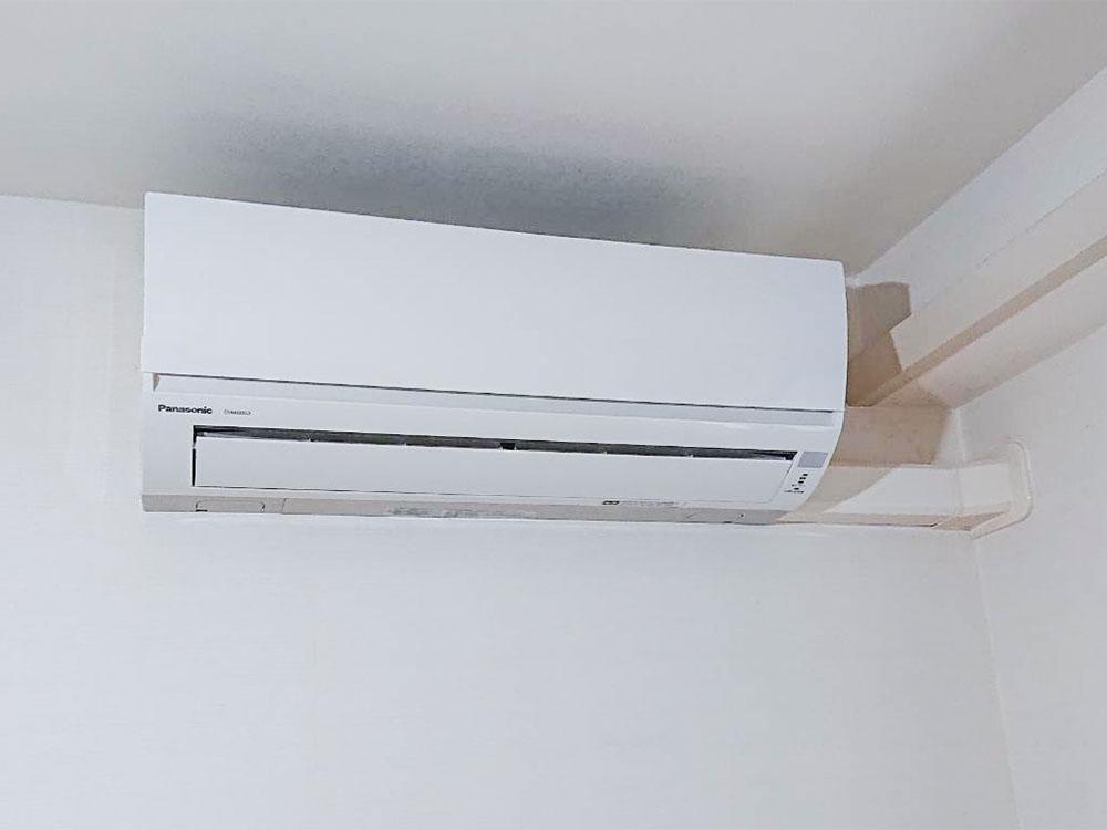 パナソニック製家庭用マルチエアコン入替え工事|目黒区