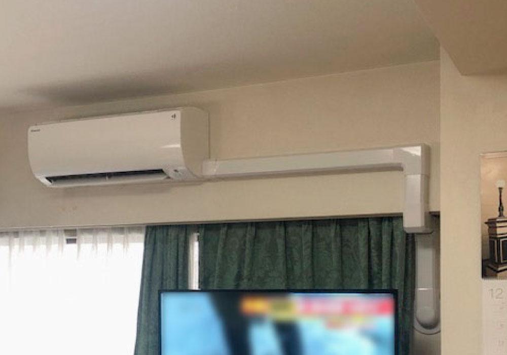 ダイキン製家庭用マルチエアコン入替え工事|台東区