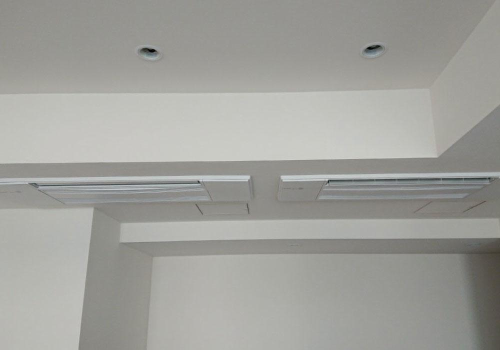 三菱電機製家庭用マルチエアコン入替え工事|渋谷区